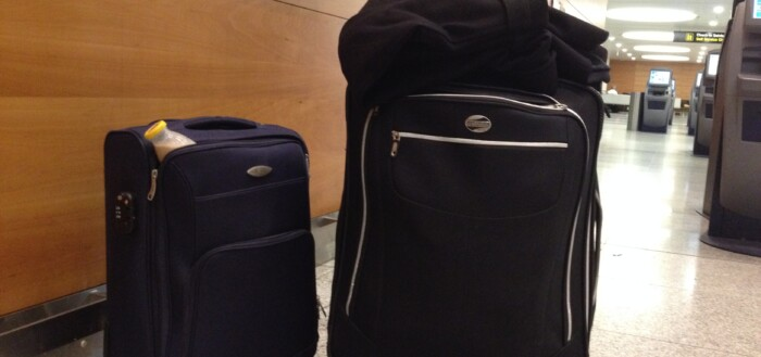 Bagage - CPH Airport