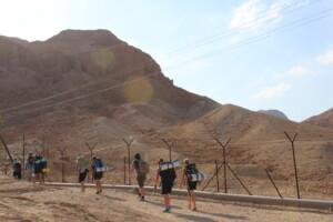 Gammel grænse mellem Jordan og Israel