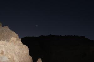 Nattehimmel i ørkenen