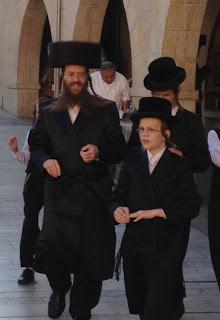 Ortodokse jøder