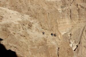Vandring i klipperne