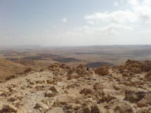Ørkenvandring