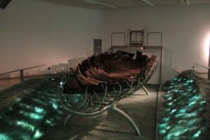 Jesusbåden på Allon museet