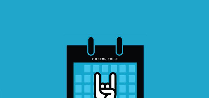 The events calendar logo