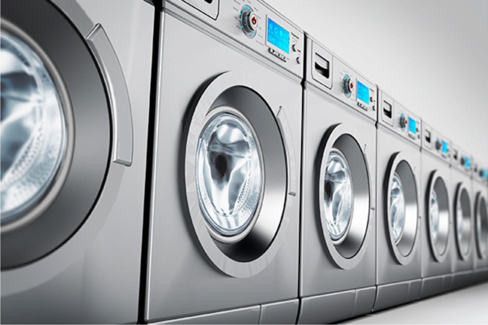 Industriel vask