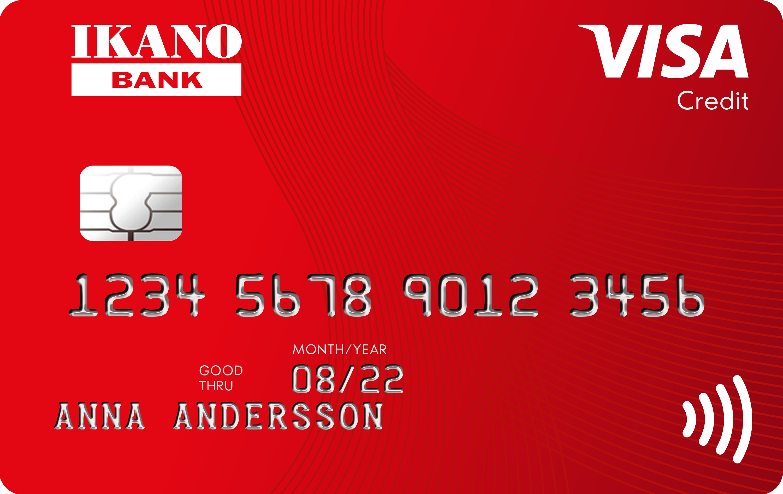 Ikano Bank Kreditkort
