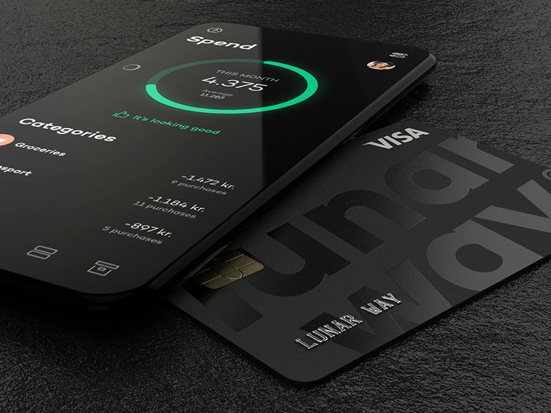 Lunar Way Kreditkort