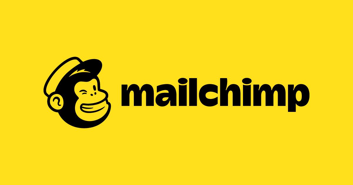 Mailchimp banner