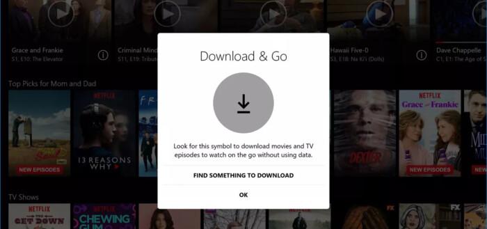 Netflix Download Windows