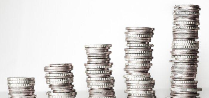 Stablede mønter